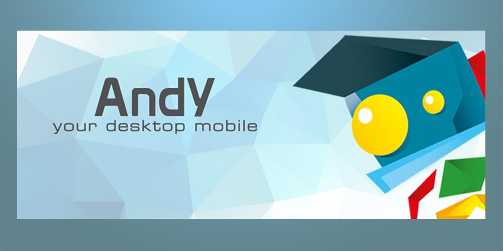 Andyroid app player