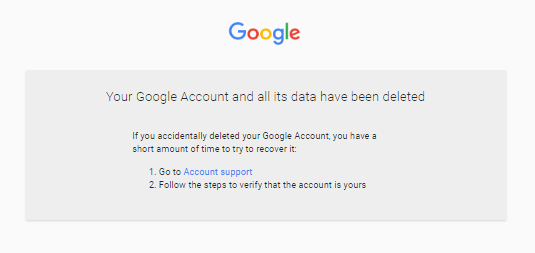 Gmail-account-deleted