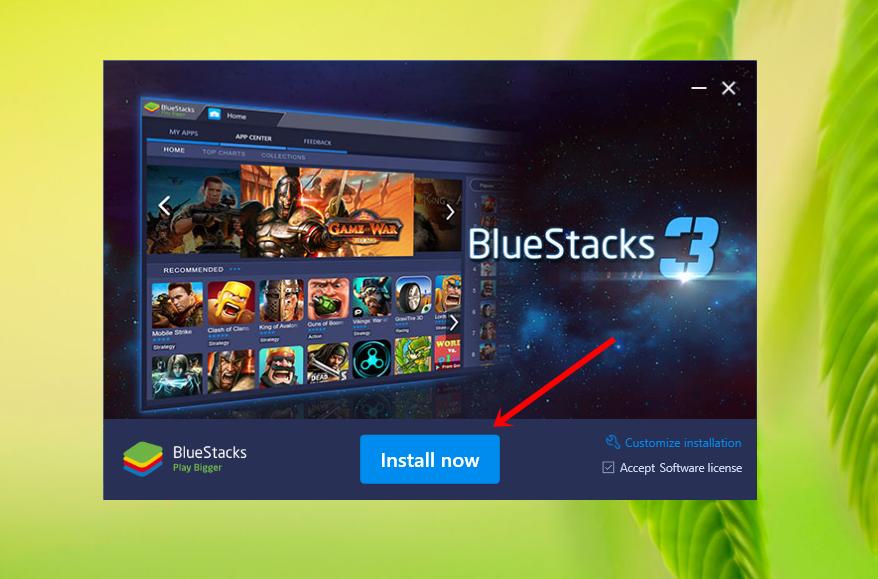 installing showbox on bluestacks 4
