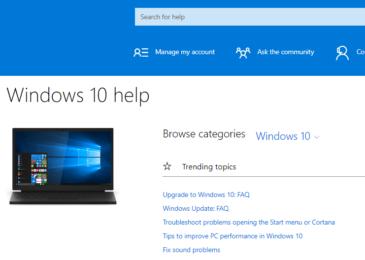 5 Ways: How to Get Help in Windows 10