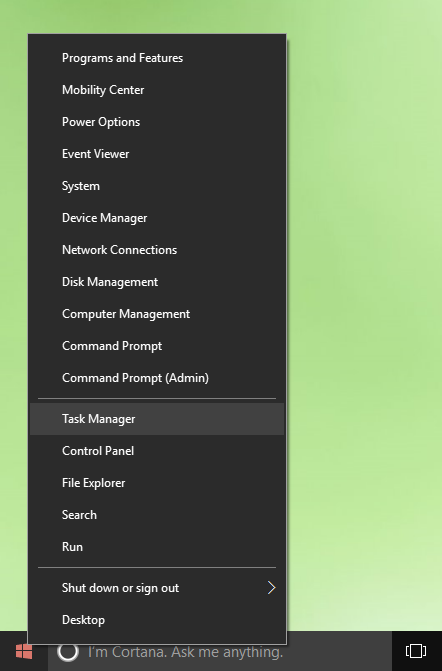 Windows 10 start menu not working {fixed} - Ten Taken
