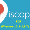 How to Download Periscope for PC (Win 10/8.1/8/7) and Mac