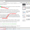 How to search for a Word on a web page in different browsers