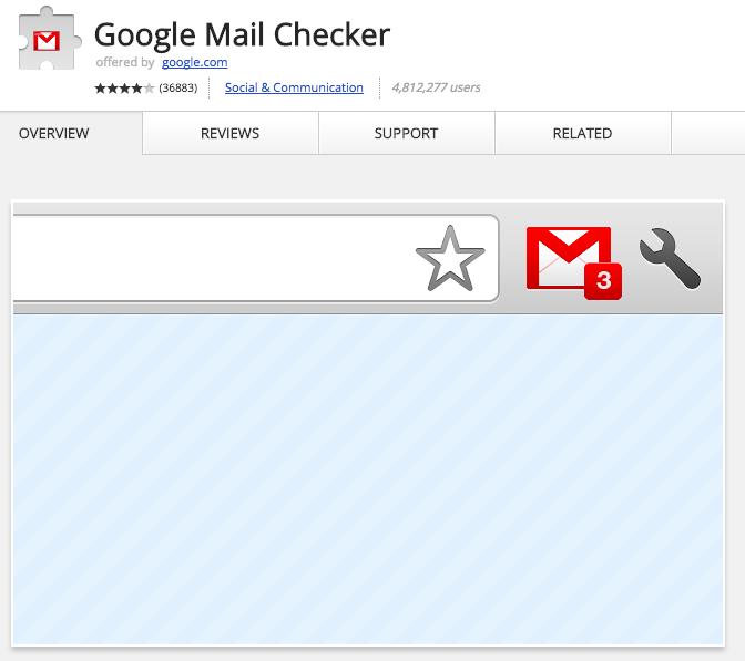 Google Mailchecker